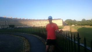 Bath Running Tours Royal Crescent Bath