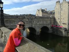 Bath jogging tours